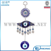 Ali Sword Evil Eye Hanging Car Hanging Home Decor Stock Wholesale