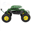 Rolling garden work seat Garden Tool Cart with Good Quality