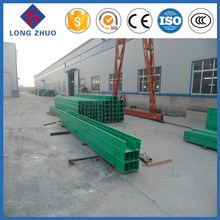 GRP/FRP high temperature trough cable tray,channel cable bridge