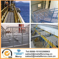 welding and galvanizing Hi-sea marine Ship Deck steel bar Grating