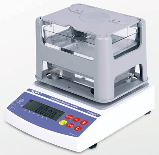 AU-300PM High Precision Porosity Metal Density Tester , Digital Density Meter Factory Price