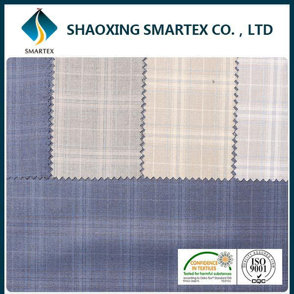 Most popular Made in china Soft spandex polyester viscose suit fabric