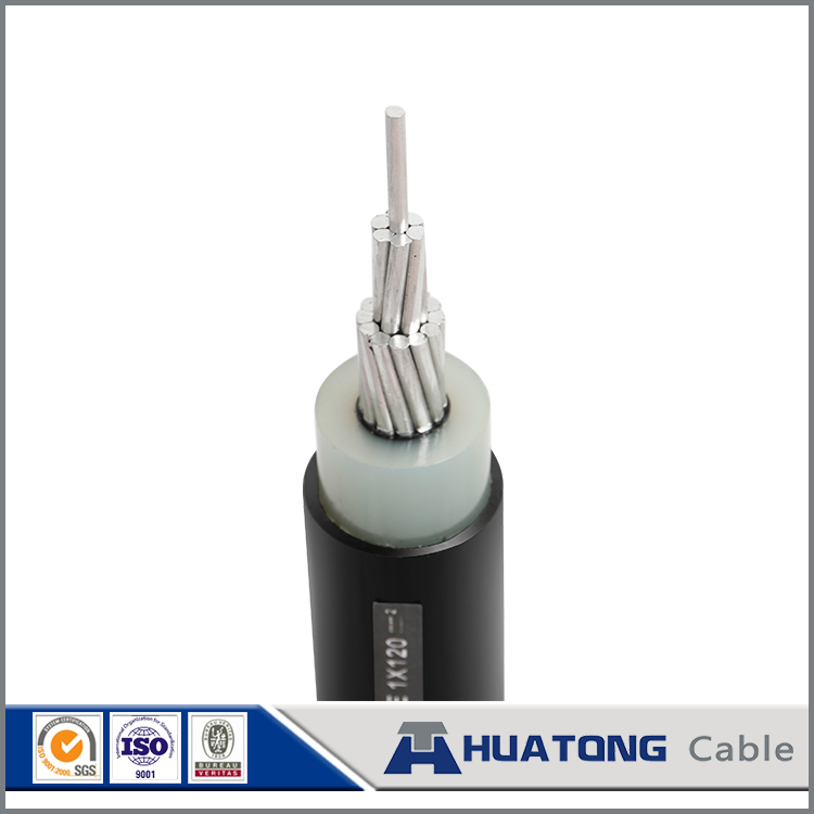Hot sale! All type of PE/XLPE Aluminium conductor Covered Line Wire cable
