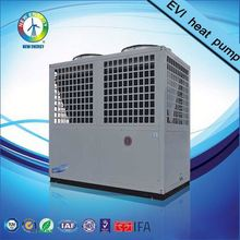 low ambient temperature factory supply 80 degree high temperature heat pump