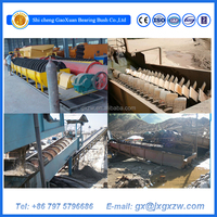 Mineral Clay Scrubbing Machine, Mining Spiral Washing Machine, Log Washer