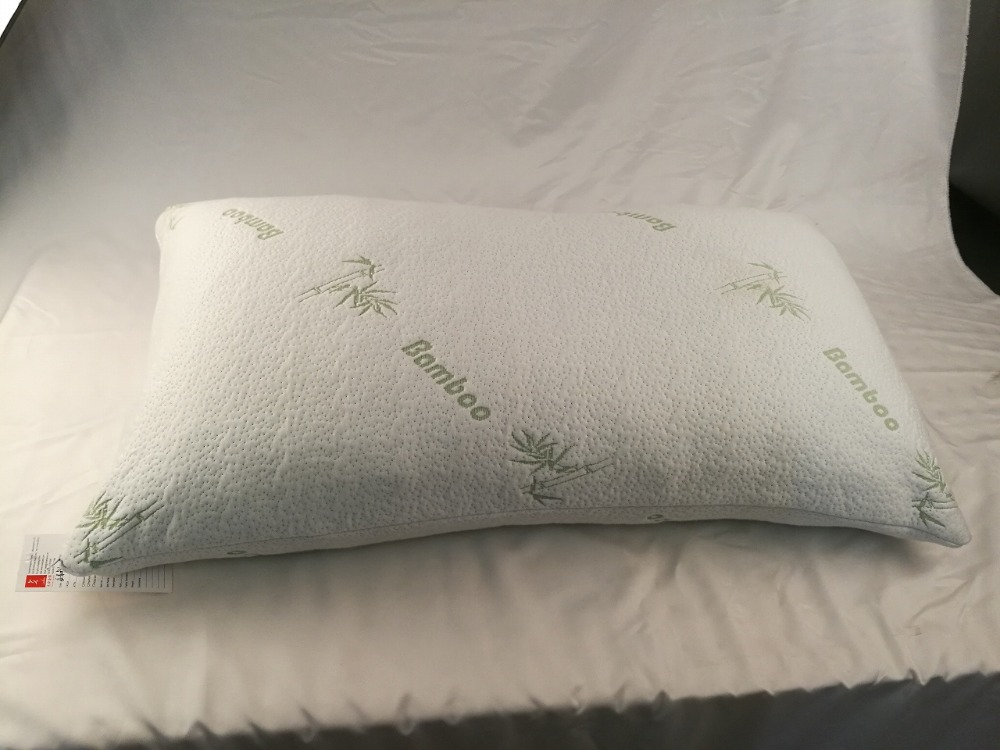 Hot sale Memory foam bamboo pillow shredded memory pillow king pillow