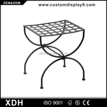 Wholesale comfortable metal frame 4 legs dining chair