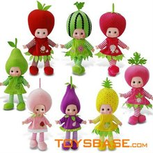 Vegetables&Fruits Dolls