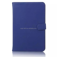 Super Slim Cover with Rubberized back PC for iPad mini 4