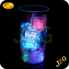 China plastic cup manufacturer event and party supplies led flashing cup glow in the dark ice cup