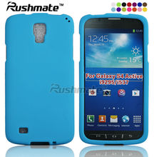 For Samsung I9295 Galaxy S4 Active i537 Sky Blue Mobile Cover Case