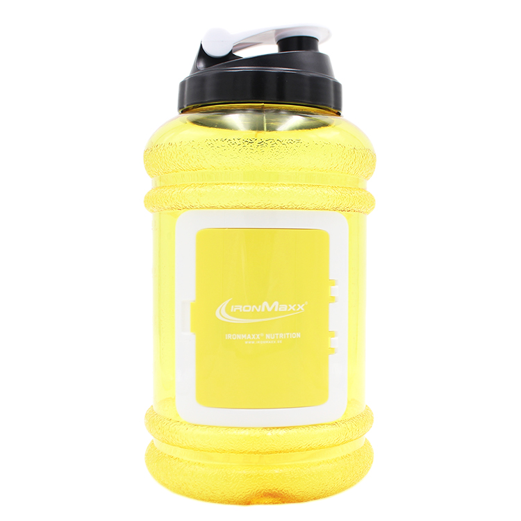 For Your Water BPA Free Reusable Plastic Drinking Water Big Mouth Bottle Container with Holder