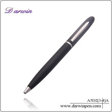 Promotional matte pen china cheap engraved metal bappoint pens metal ball pen