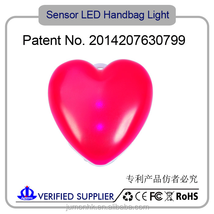 The first infrared led bag Light , Chinese novelties