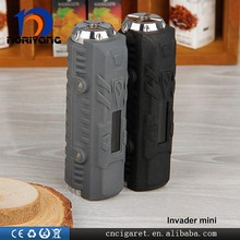 Newest product 50W/36W/25W high quality box mod can be offered, Defender and Invader Mini box mod