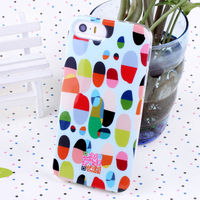 Top quality Promotional TPU soft IMD cover for iphone 5s original China phone accessory