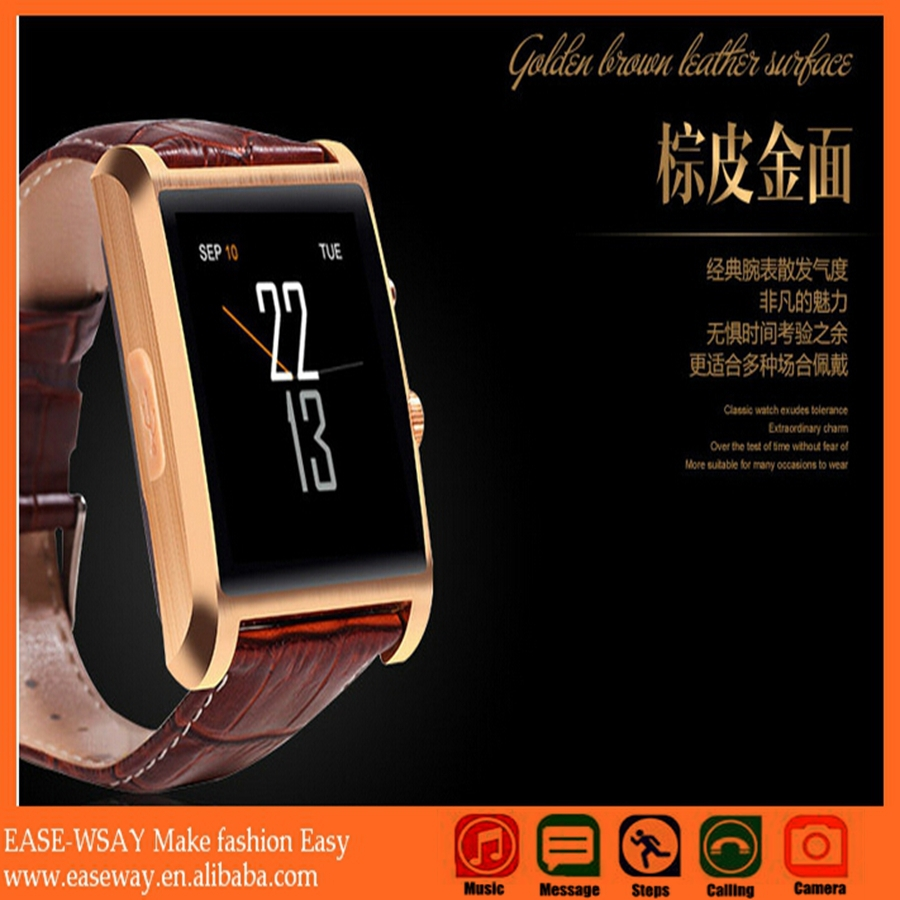 WP001 hand watch mobile phone avatar et-1i , phone call sleeping monitor smart watch