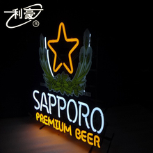 Hot-selling outdoor 3d bar open letter led sign with high quality