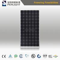 Mexico High Efficiecny Panel Photovoltaic 300W 300Watts Painel solar 300Wp Panel solar