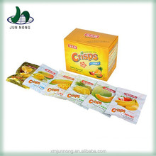 Good seling delicious freeze dried fruit crisps
