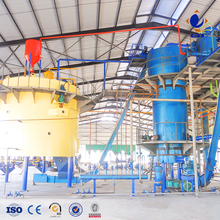 200TPD rice bran oil making machine