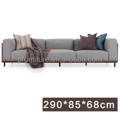Simple Style Wooden Leg Sofa For Living Room   Buy Singapore Living Room  Chesterfield Sofa,Living Room Modern Low Arm Sofa,Indian Style Wood Sofa  Product On ...