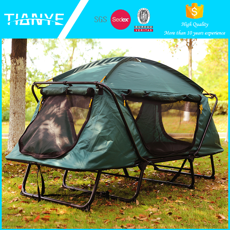 Outdoor Large Folding Waterproof Tube C&ing Cot Tent & List Manufacturers of Folding Tent Cot Buy Folding Tent Cot Get ...