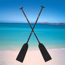 Black Carbon Fiber Nice Quality Dragon Boat Sup Surfing Paddle