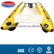 inflatable catamaran/ inflatable high speed boat