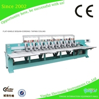 Newest Customized embroidery machine bordado de la maquina