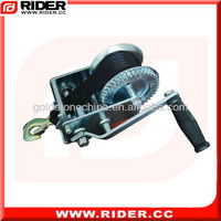 2000lbs manual anchor winch hand crank winch hand operated winch
