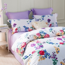 Sera French classical bedding set French bedsheets French Sateen bed sheets China supplier