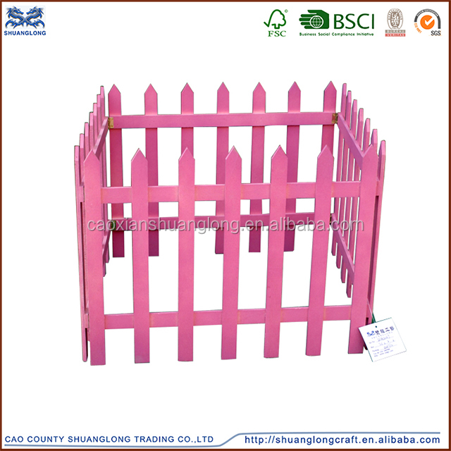 hot sale outdoor used wooden fence panels for sale