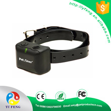 2017 Newest little dog bark vibration collars for barking dogs