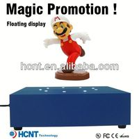 New invention ! magnetic floating toys, toys for children, plastic spinning top toy