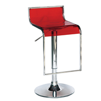 China Alibaba Variable Height Colored Acrylic Chairs