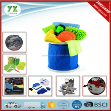 8 Piece Car Care Kit With Bucket