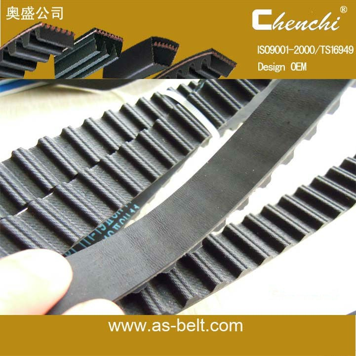 auto rubber engine parts engine driver belt oem timing belt 107MY22 OEM B630-12-205A9A genuine auto parts factory outlet