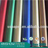 2016 Aluminum paper wrapping bopp film scrap