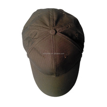 Cotton basebal cap Army green Military Style Baseball Cap Without Logo