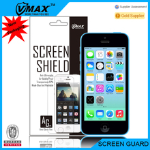 factory price hot sold screen protector for iphone5c