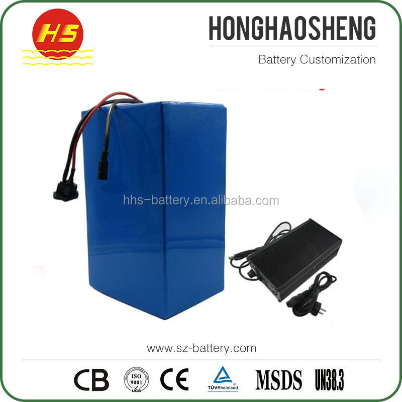 wholesale lithium ion electric bike 72v 40ah lifepo4 battery pack