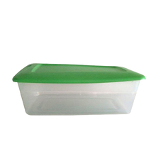 shoe box for lady plastic storage container