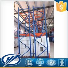 Guaranteed Quality Custom Sizes High Density Radio Shuttle For Cold Storage Pallet Racking