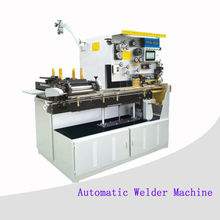 Automatic chemical/food/aerosol tinplate can seam welding machine
