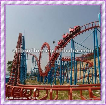 theme park equipment for sale roller coaster
