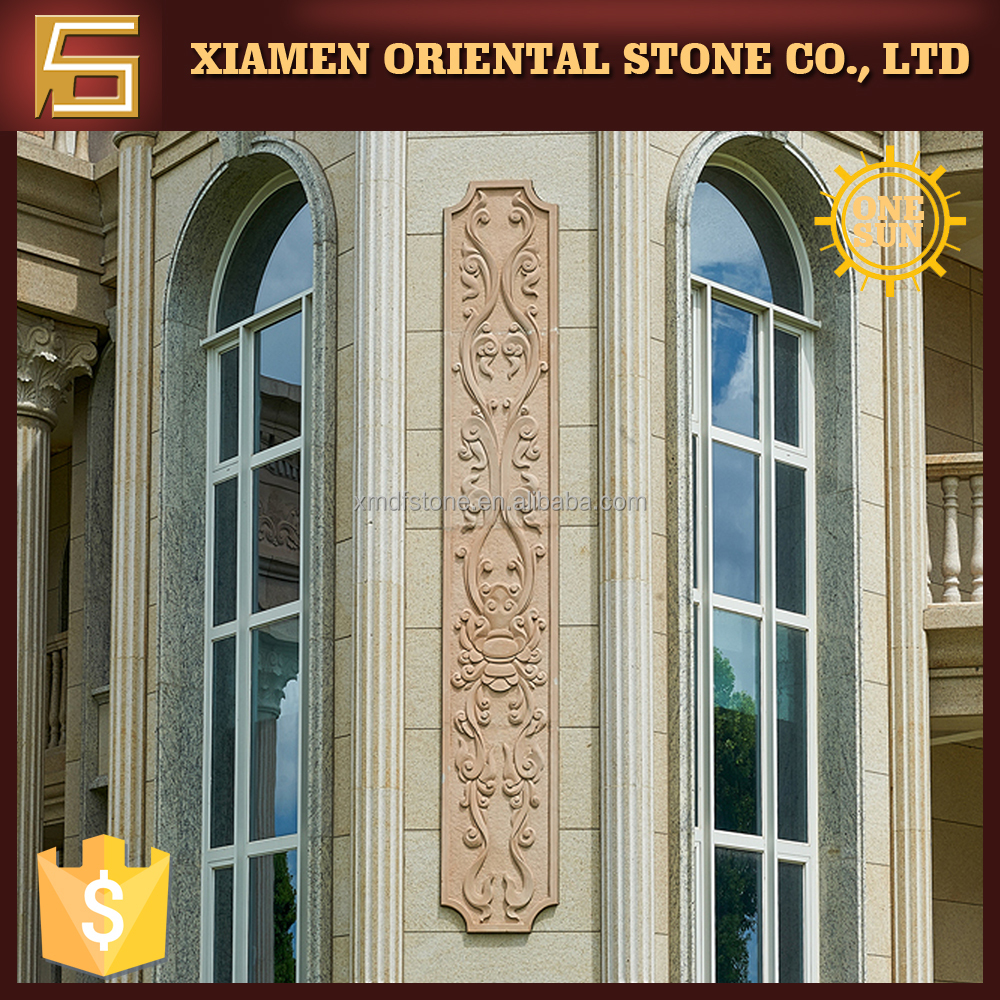 italian natural granite column tile for sale