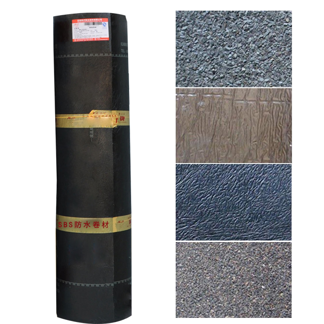 Flexible roofing material/ rubber sheet/waterproof membrane