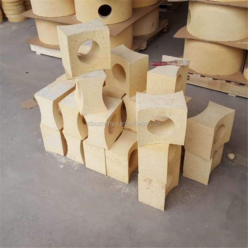Fire Brick Foundry : Fire clay brick for casting iron steel alloy buy