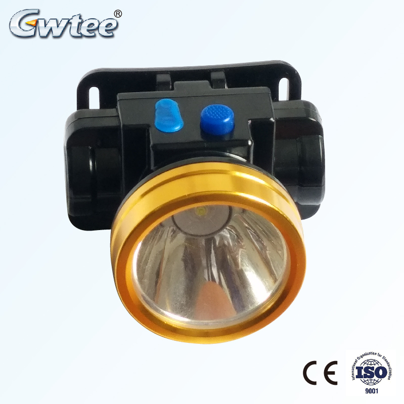 Best price customized color rechargeable high power led headlight / Headlamps